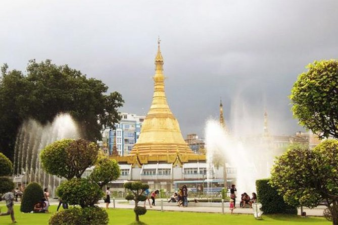 Yangon Day Tour including Lunch & Dinner (Private) photo 2