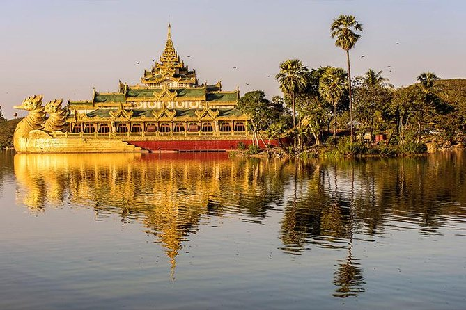 Yangon Day Tour including Lunch & Dinner (Private) photo 8