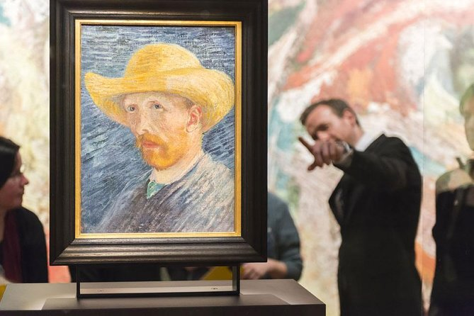 Amsterdam Super Saver: Van Gogh Museum & City Sightseeing Hop-On Hop-Off Bus photo 2