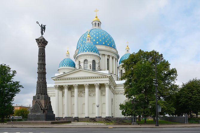 The Best Of St.petersburg With Catherine Palace And Petrhof 2 Days Tour photo 8