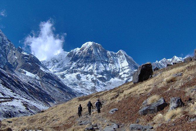 Annapurna Base Camp Trek from Pokhara Nepal
