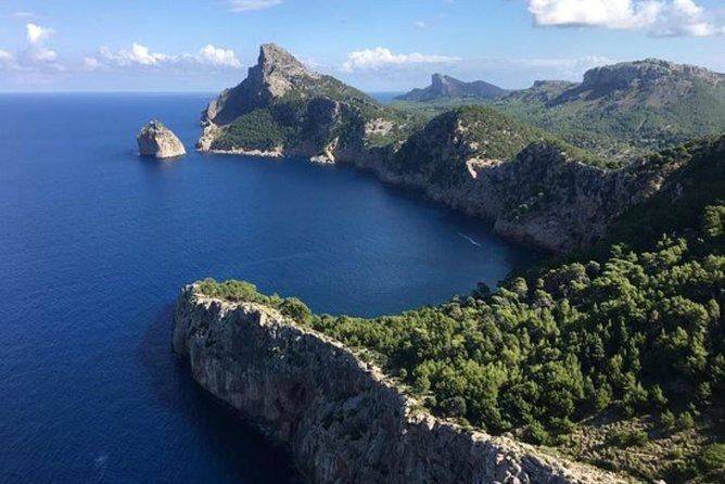 Scenic guided tour to Cap de Formentor and local market