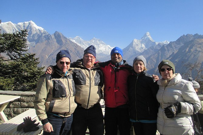 Everest Base camp Helicopter Tour seat sharing