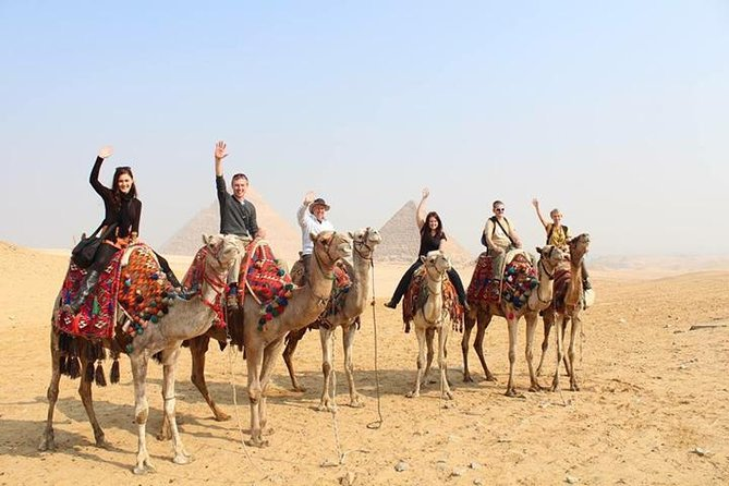 2 Private days in Giza and Cairo including Free airport Transfers photo 2