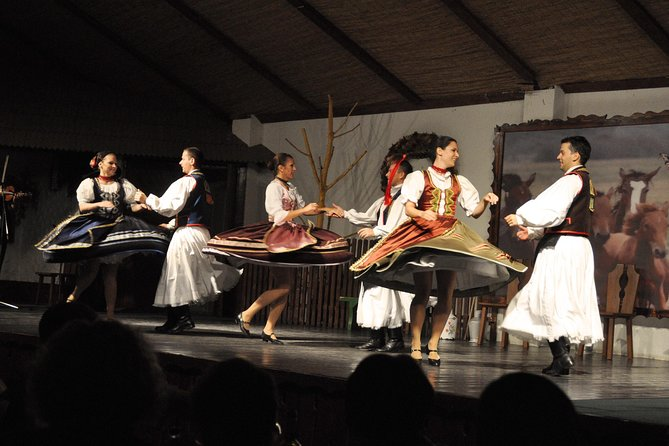 Budapest Folklore Show including Dinner photo 8