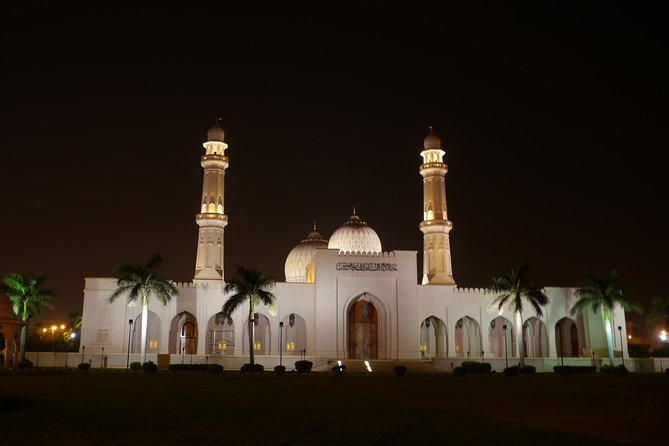 Salalah by night private tour - charming evening in the garden city