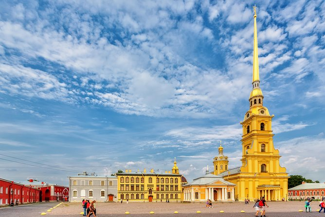 The Best Of St.petersburg With Catherine Palace And Petrhof 2 Days Tour photo 6
