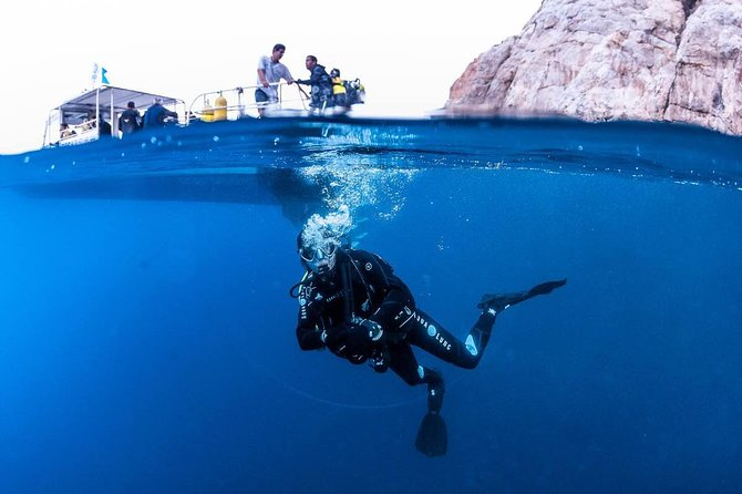 Diving in Santa Ponsa for certified divers photo 8