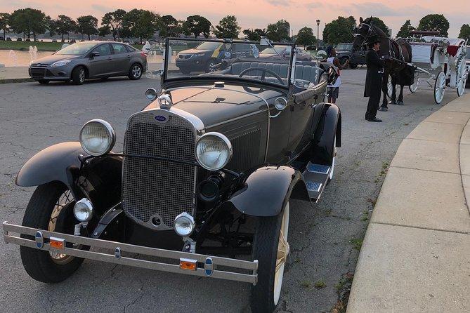 Private Antique Car Tour of Historic Belle Isle