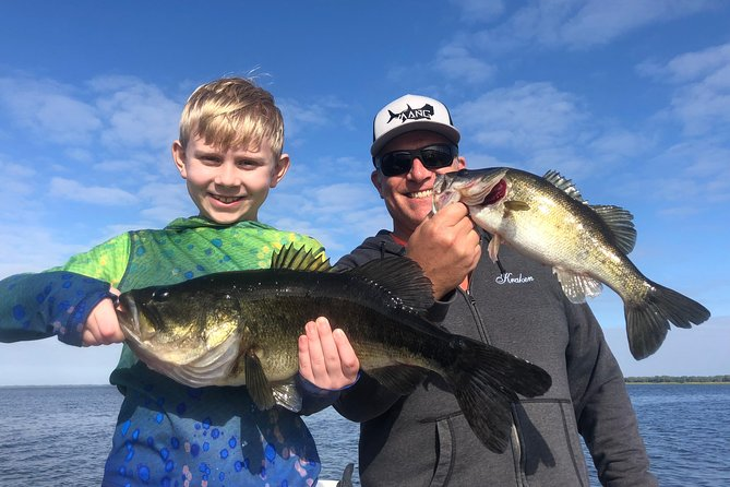 Lake Tohopekaliga Fishing Trips in Kissimmee Florida