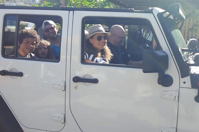 Private Jeep Wrangler island Tour
