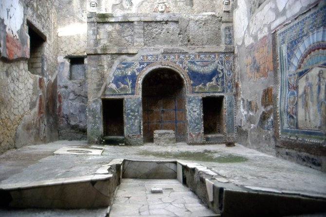 Herculaneum Ruins photo 2