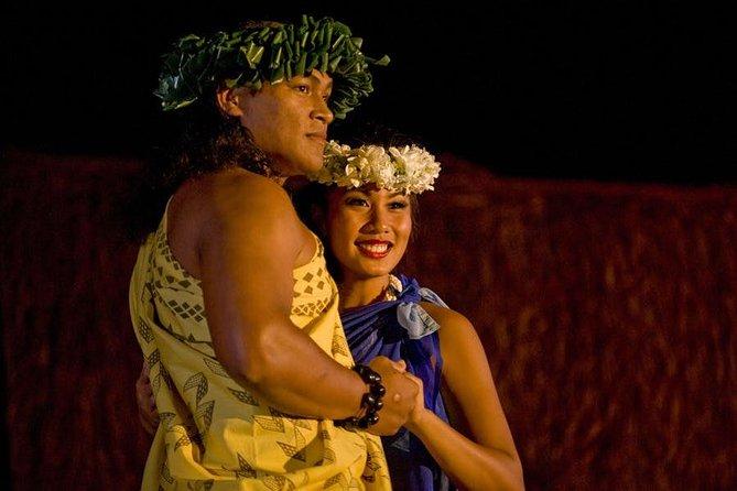 Maui Nui Luau at the Sheraton