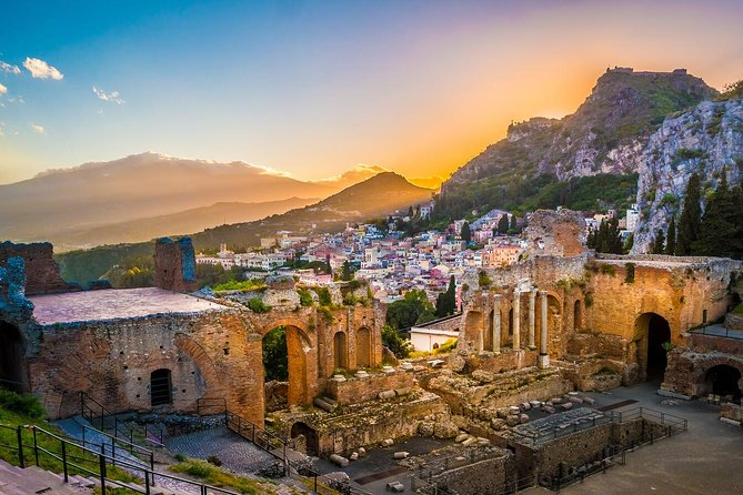 Taormina Excursion from Catania T. Cruise - TUI -HOLLAND AMERICA -All Cruises