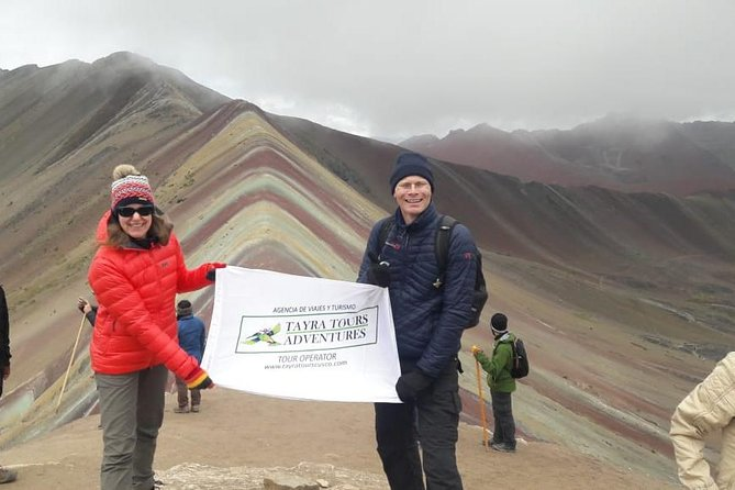 Rainbow Mountain In Group - Full Day