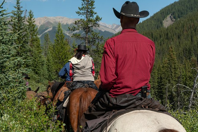 3-Day Mystic Valley Backcountry Tent Trip by Horseback