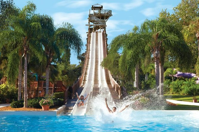 Adventure Island Water Park Ticket