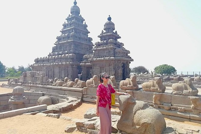 Full-Day Guided Tour to Mahabalipuram from Chennai with Lunch