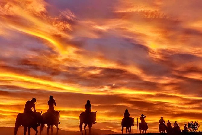 Wild West Sunset Horseback Ride with Dinner from Las Vegas photo 10