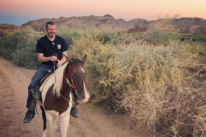 Wild West Sunset Horseback Ride with Dinner from Las Vegas photo 9