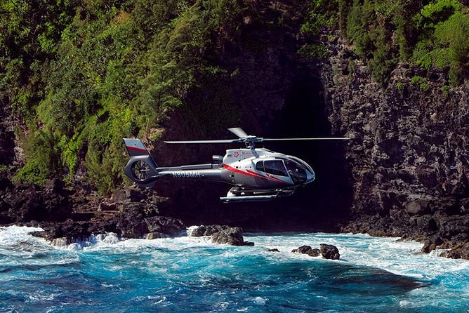 Hana Rainforest Helicopter Flight with Landing from Maui