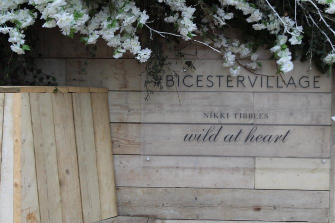 Private Shopping Transfer from London to Oxford Bicester Village