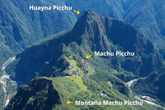 Ticket To Machu Picchu & Mountain