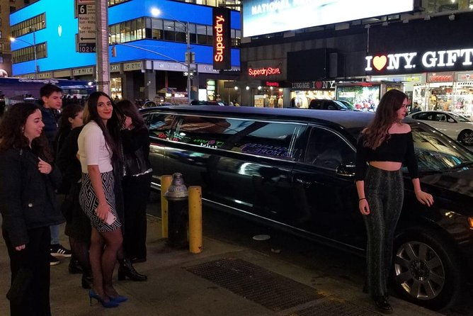 New York City Airport Arrival Transfer by Luxury Stretch Limo
