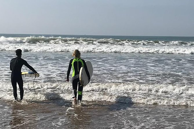 Surfing lesson at Agadir Beach photo 5