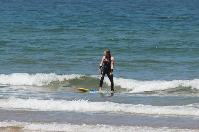 Surfing lesson at Agadir Beach photo 13