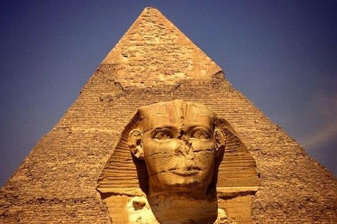 Full-Day Guided Private Tour to Pyramids of Giza Dahshur Sakkara and Memphis