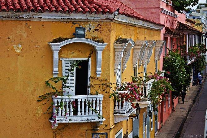 From Santa Marta to Cartagena