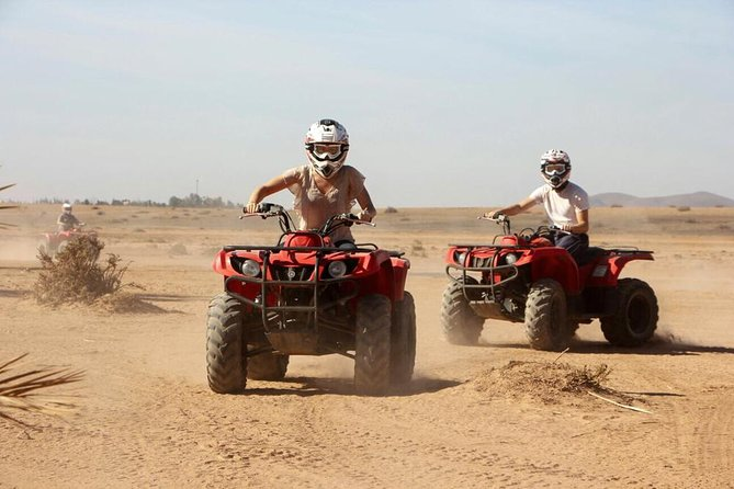 Half Day Quad Biking Trip With Hammam & Massage photo 2