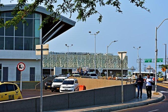 From Santa Marta Airport to Tayrona Park - Barlovento, Los Naranjos, Calabazo