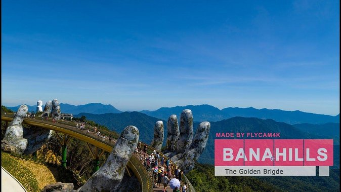Private Golden Bridge and Bana Hills from Hoi An photo 45