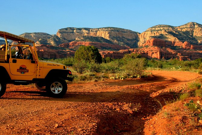 Sedona 2-Hour Jeep Tour 2020