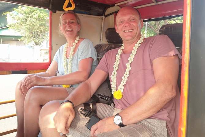 Cochin tuk tuk tours and One hour Backwater Tour with pickup from Cruise ship photo 11