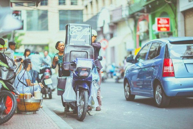 Private Half Day Guided Walking Tour of Ho Chi Minh