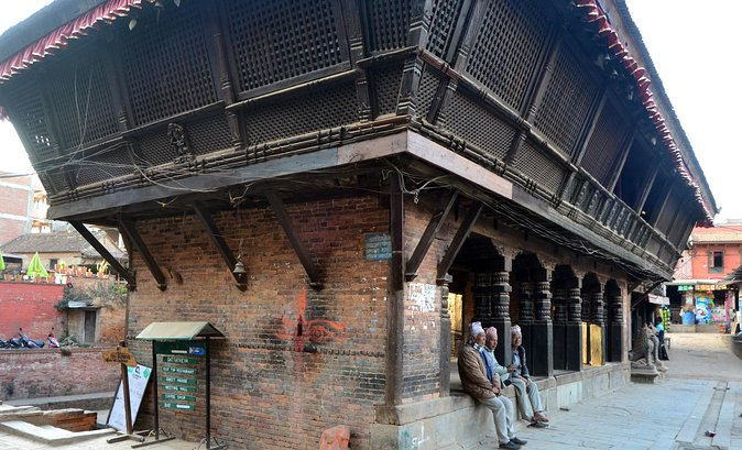 UNESCO Heritage Sites Full Day Tour - Kathmandu Valley photo 6