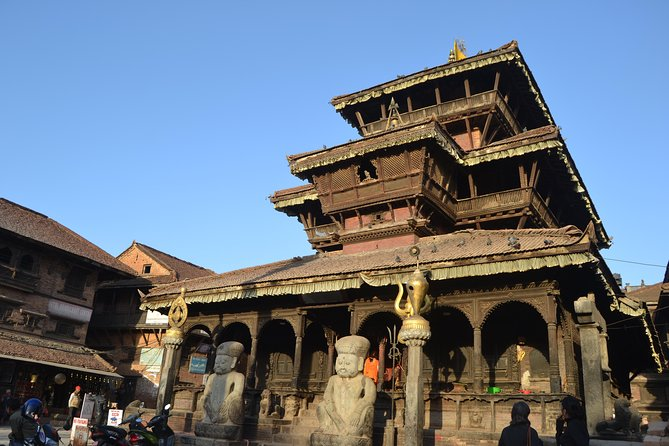 UNESCO Heritage Sites Full Day Tour - Kathmandu Valley photo 3