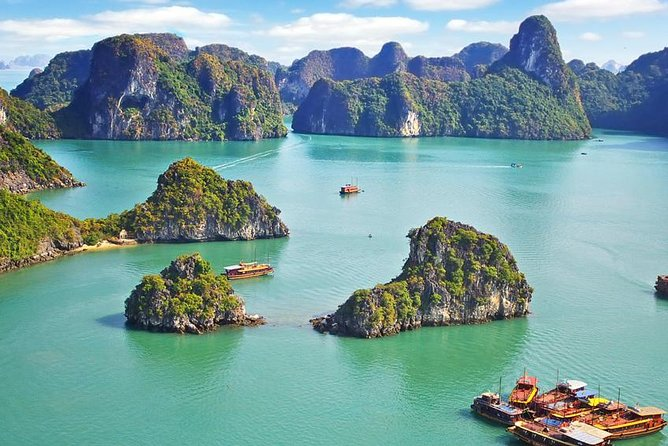 Halong Bay 3 Days 2 Nights On Cristina Cruise 4****