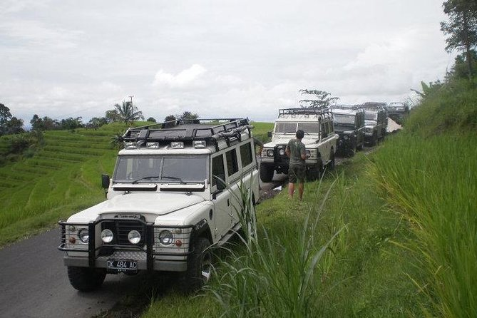 Exotic 4x4 Jeep Tour
