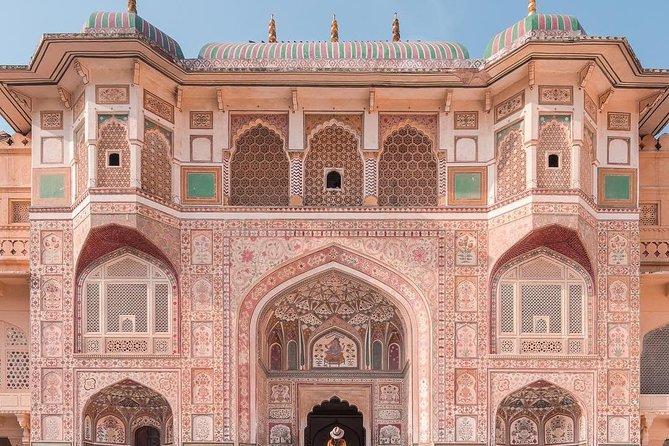 Jaipur: Private Customised City Tour