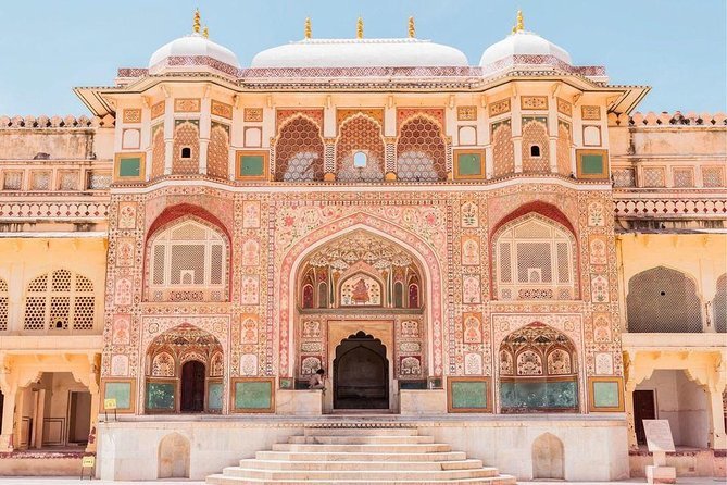All Inclusive : 4 Day Golden Triangle Tour from Delhi