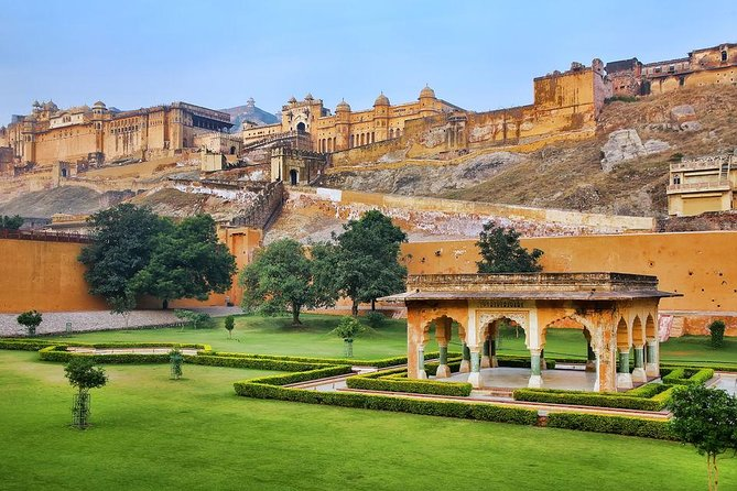 Four Day Private Luxury Golden Triangle Tour to Agra and Jaipur from Delhi