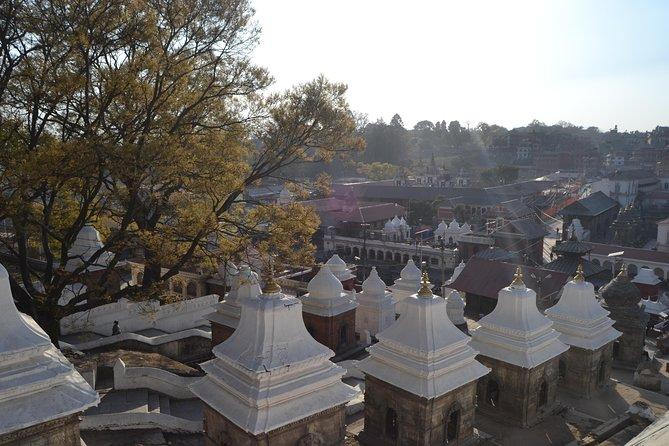 Half-Day Pashupatinath Temple and Boudhanath Stupa Tour from Kathmandu
