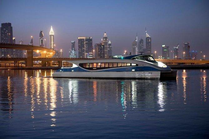 Dubai Ferry Rondreis Dubai Marina