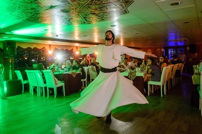 Istanbul Luxury Bosphorus Dinner Cruise & Traditional Shows photo 4