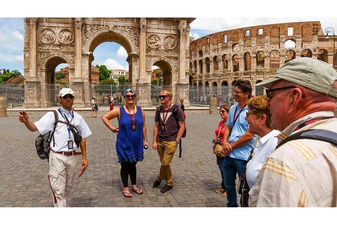 Rome: Half a Day City Walking Tour