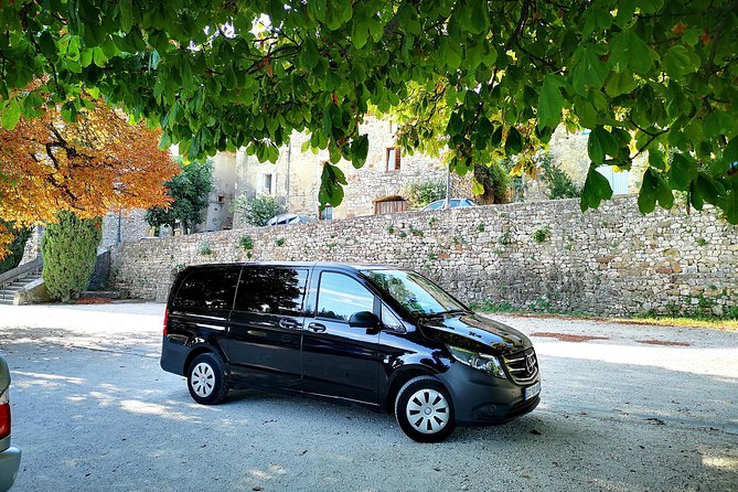 Marseille Airport Transfer to Cruise Port by Minivan